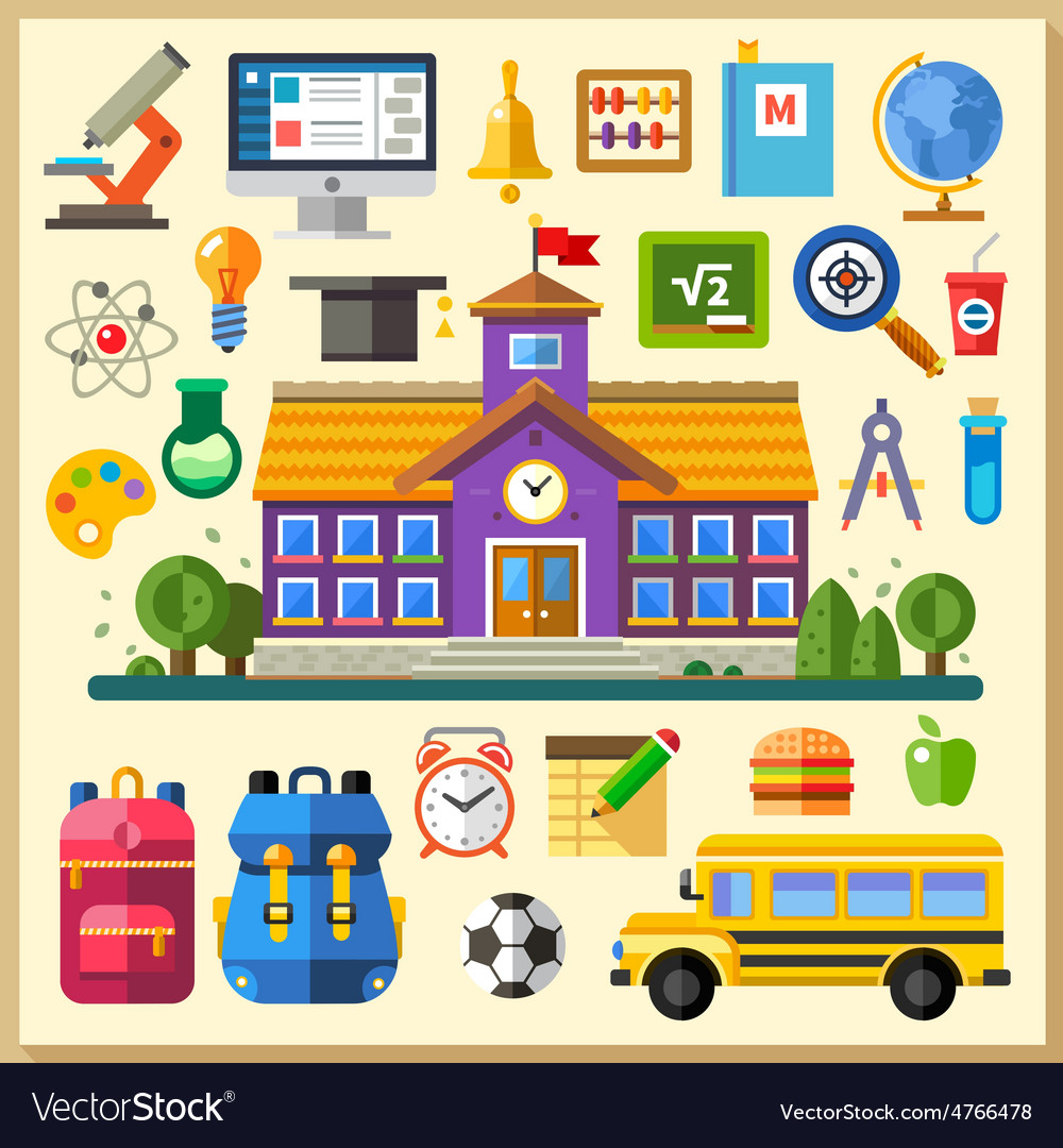 Education vector | Price: 3 Credit (USD $3)