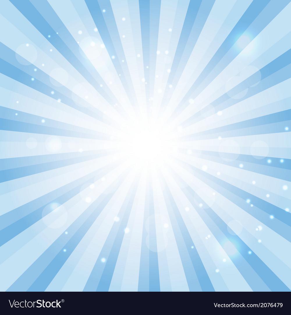 Blue sky hypnotic background lllustration vector | Price: 1 Credit (USD $1)