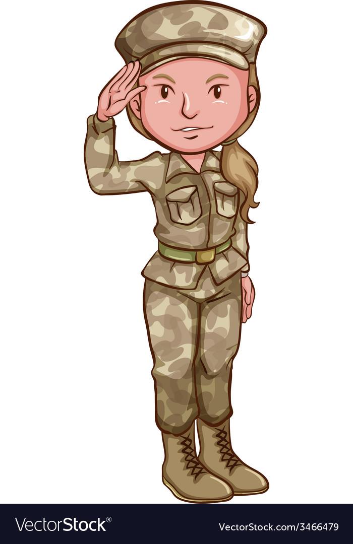Soldier vector   Price: 1 Credit (USD $1)