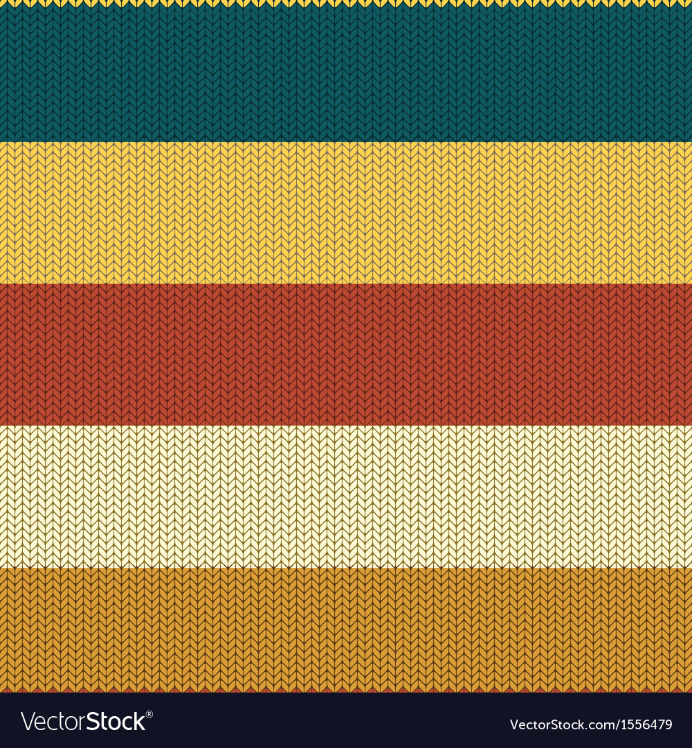 Striped coloured knitted backround vector   Price: 1 Credit (USD $1)