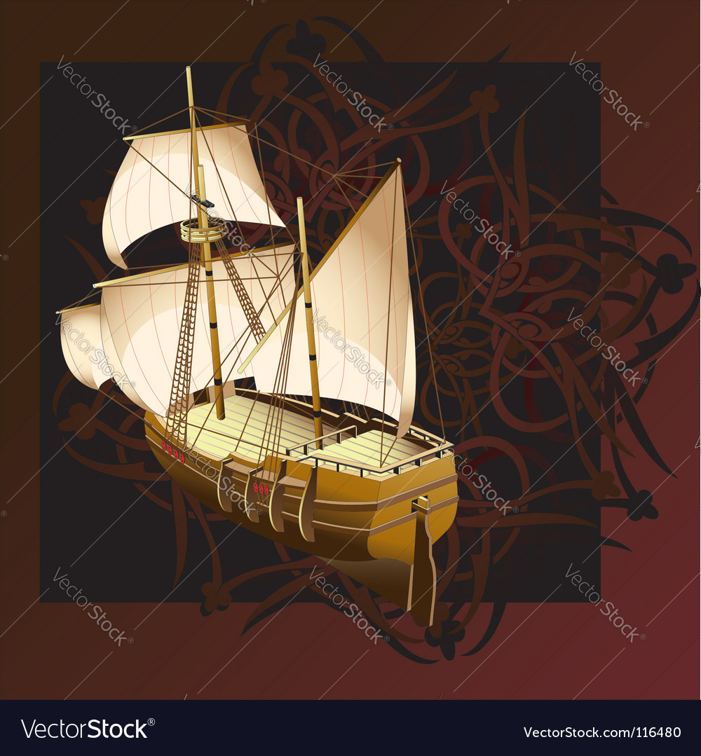 Ship vector | Price: 5 Credit (USD $5)