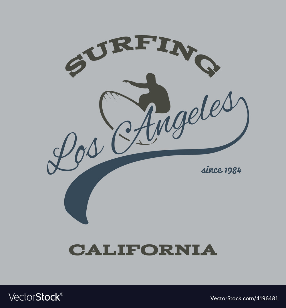 Surfing typography t-shirt graphics vector   Price: 1 Credit (USD $1)