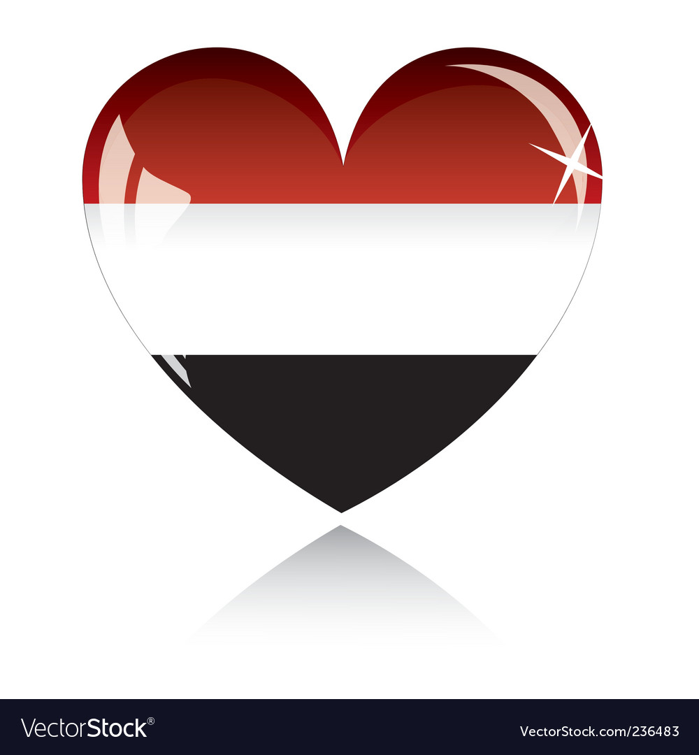 Egypt flag vector | Price: 1 Credit (USD $1)