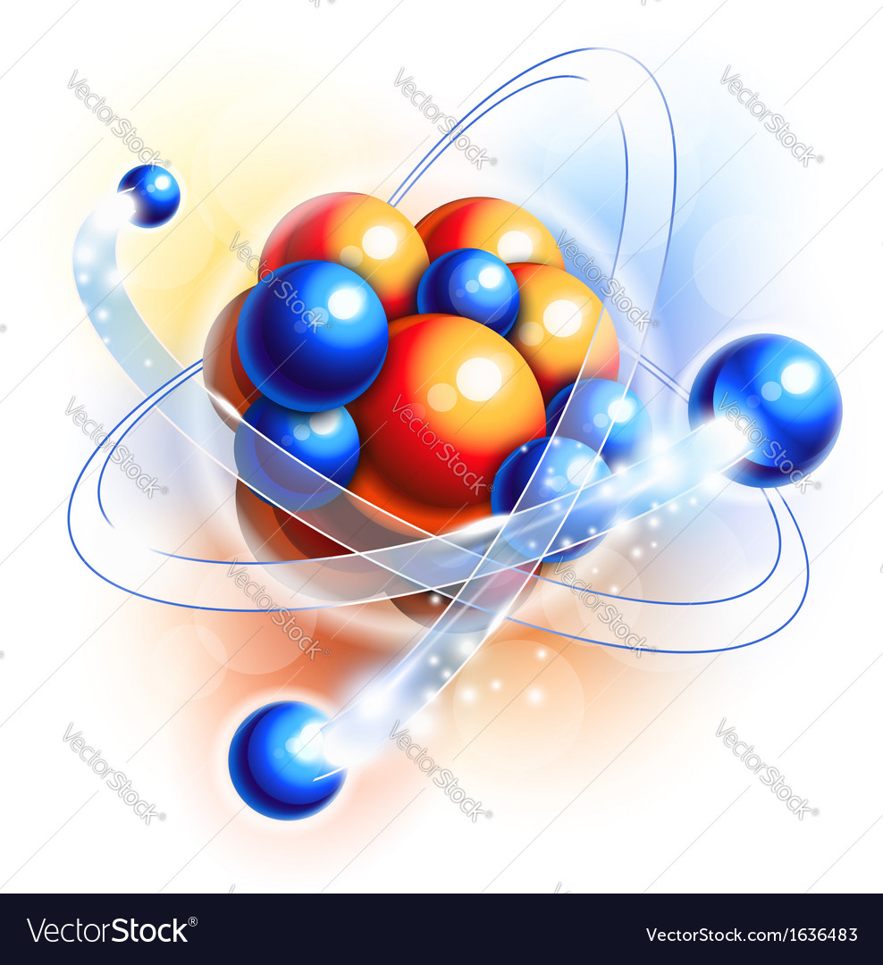 Molecule vector | Price: 3 Credit (USD $3)