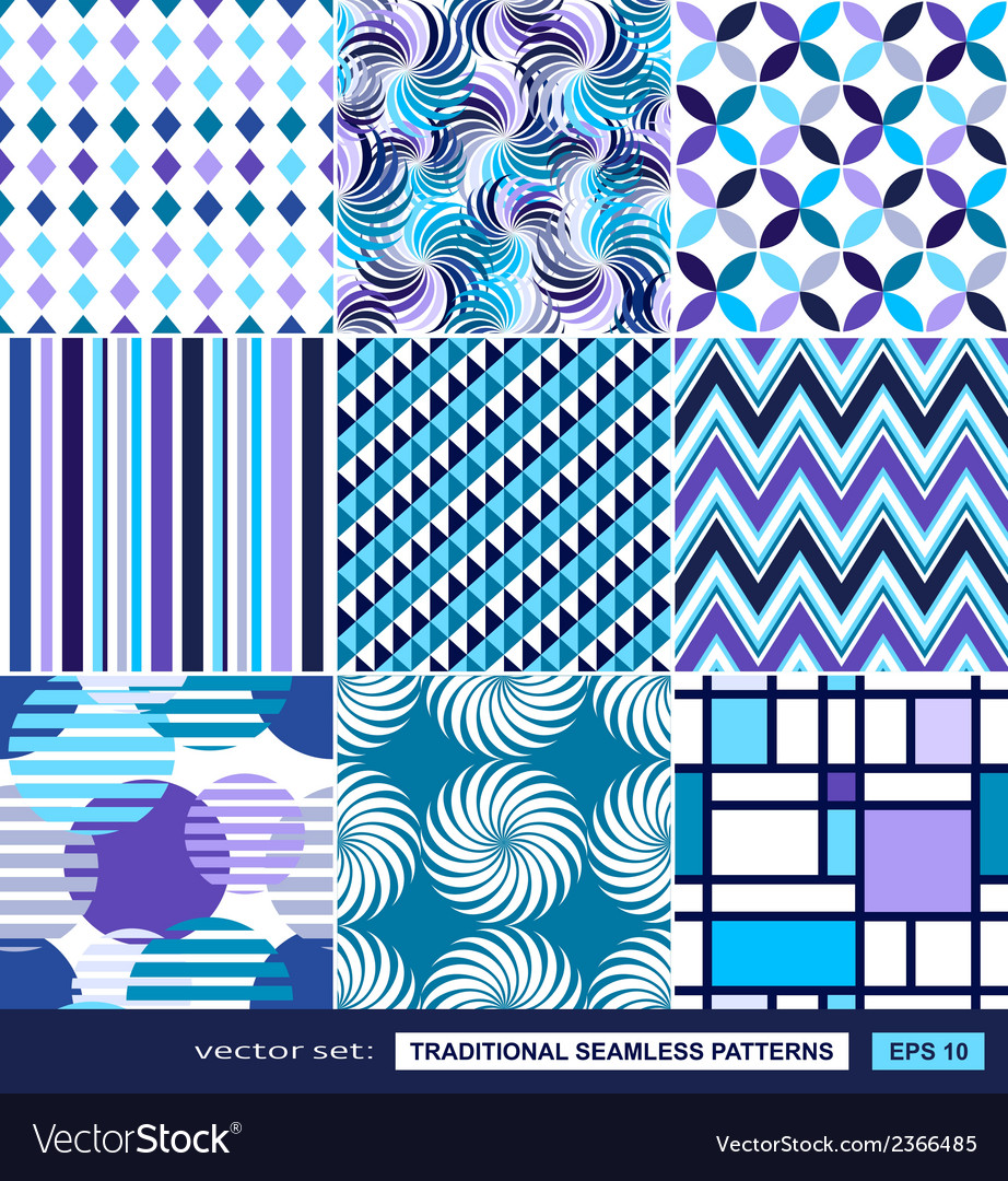 Abstract background with blue geometric shapes vector | Price: 1 Credit (USD $1)