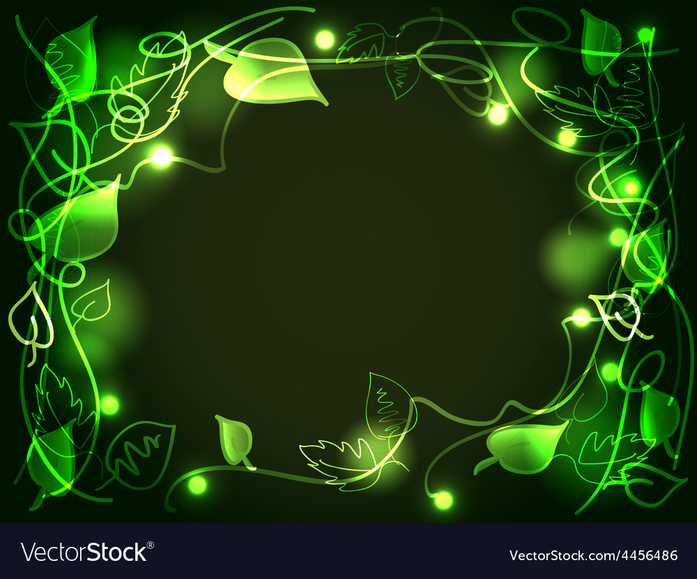 Enchanted forest vector | Price: 1 Credit (USD $1)