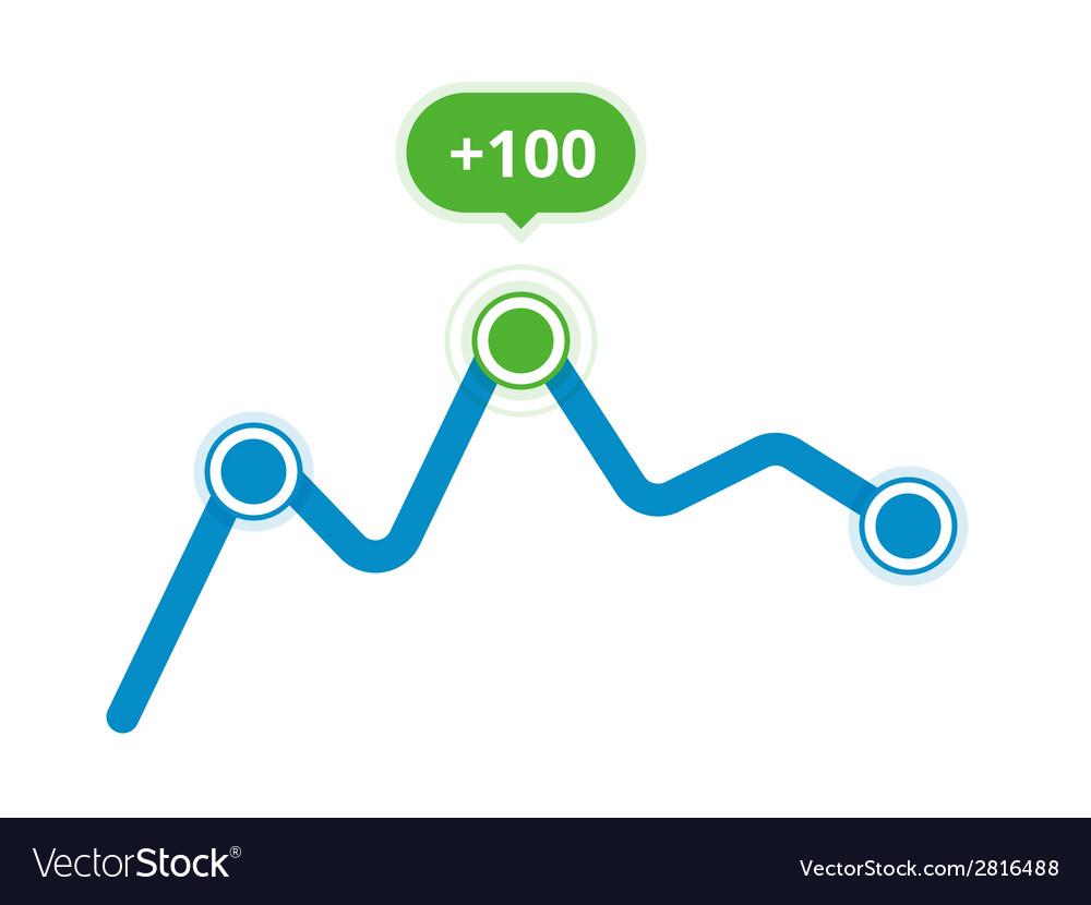 Analytics vector | Price: 1 Credit (USD $1)