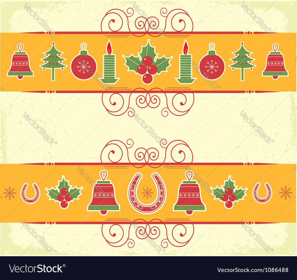 Christmas decor elements for designnew year image vector | Price: 1 Credit (USD $1)
