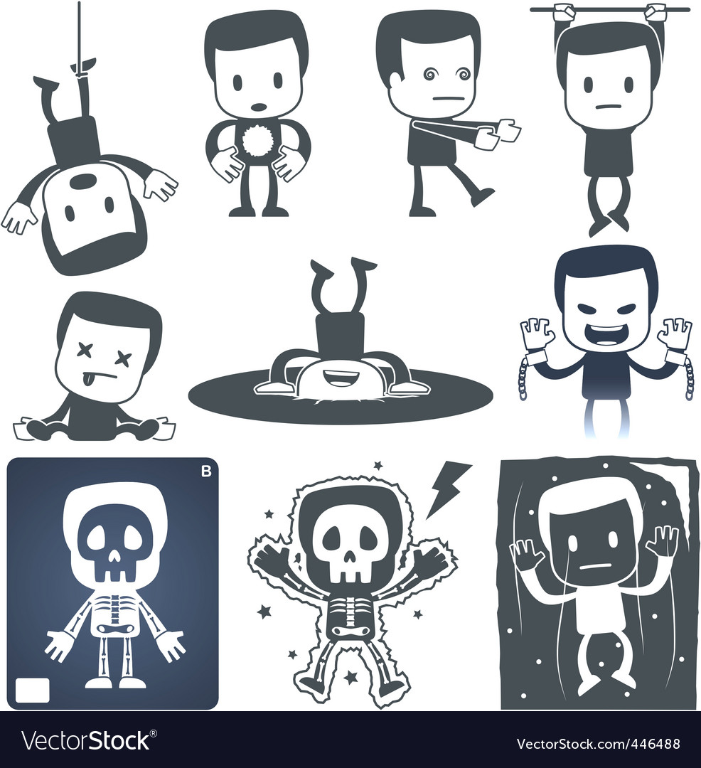 Icon man vector | Price: 1 Credit (USD $1)