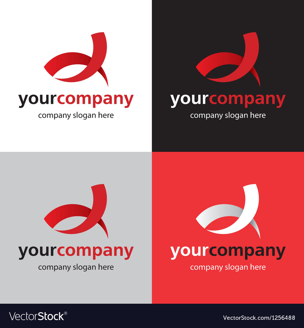 Logo bend vector | Price: 1 Credit (USD $1)