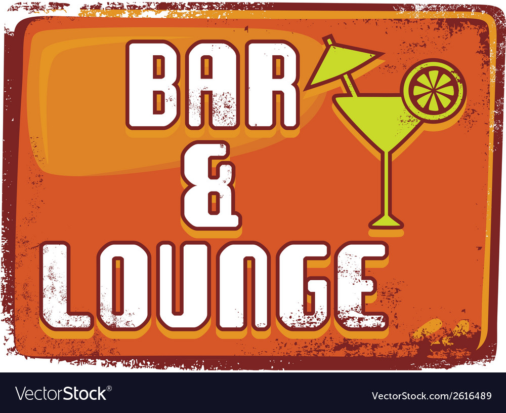 Bar and lounge background vector | Price: 1 Credit (USD $1)