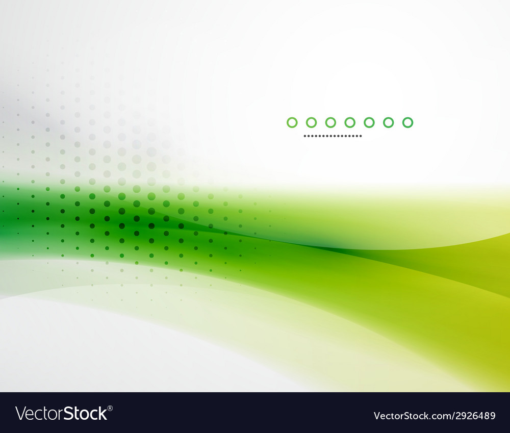 Business flowing wave vector | Price: 1 Credit (USD $1)
