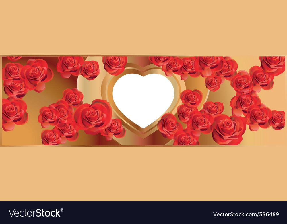 Heart frame 4 vector | Price: 1 Credit (USD $1)