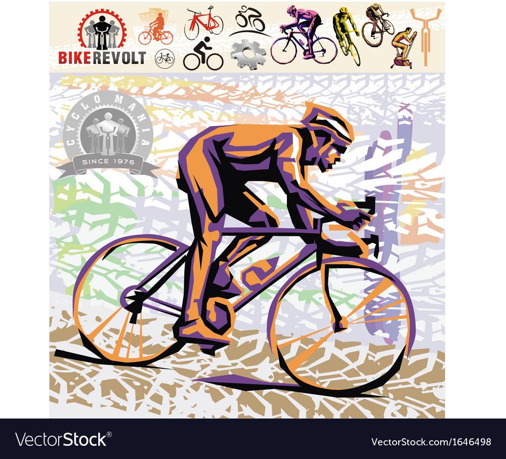 Cicli vector | Price: 3 Credit (USD $3)