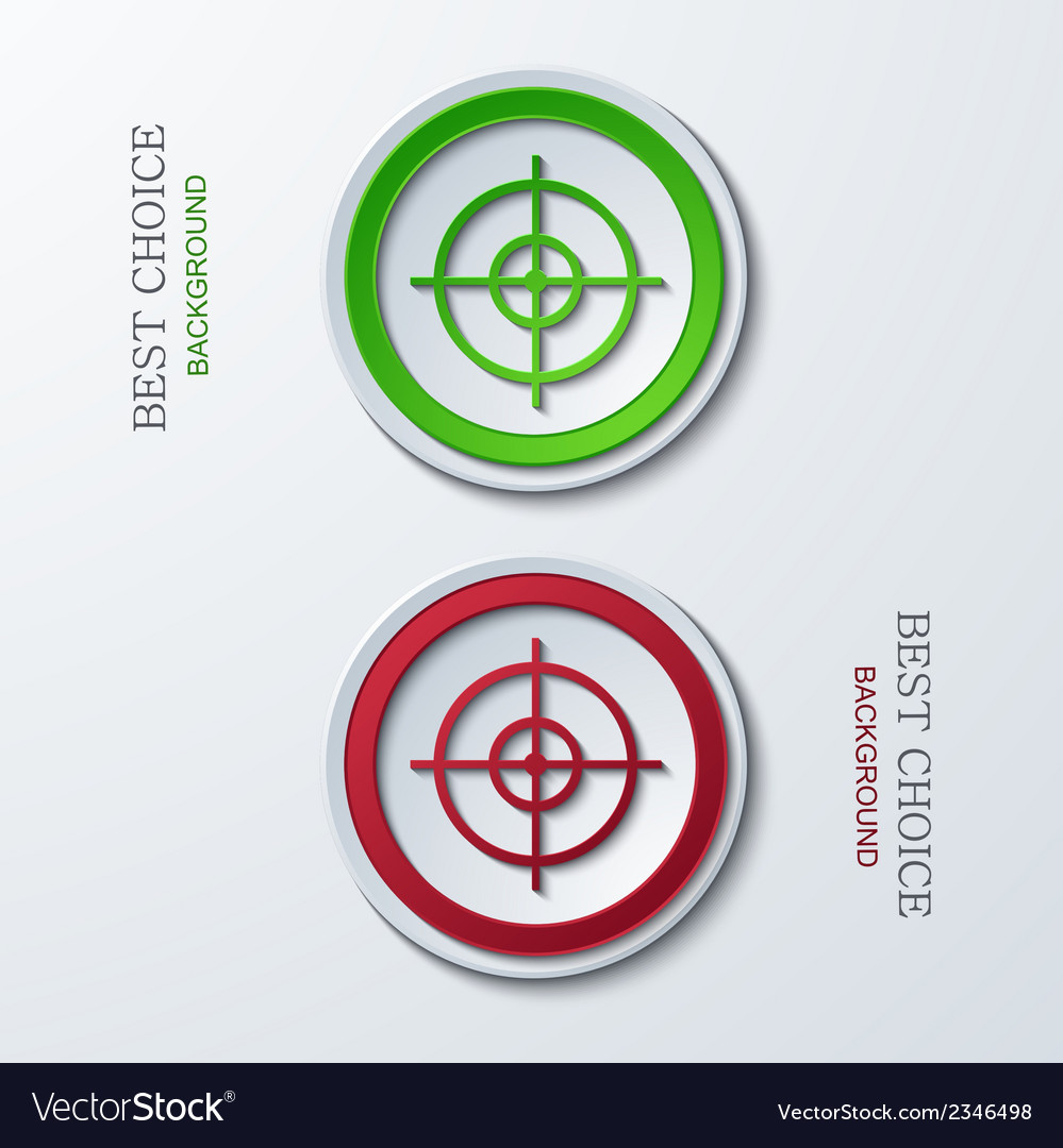 Modern circle icons vector | Price: 1 Credit (USD $1)