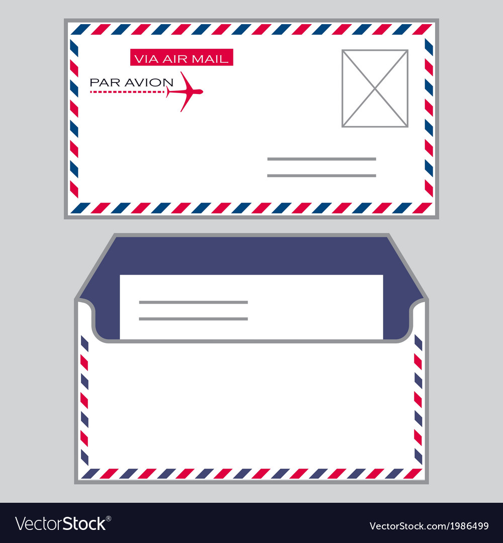 Envelops vector