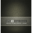 Background with gray jeans texture vector