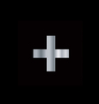 Christianity greek cross vector
