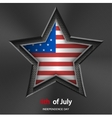 4th of july background usa independence day vector