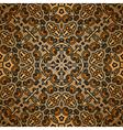 Old carpet pattern vector
