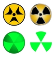 Isolated symbols of radiation vector