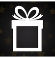 Paper gift box vector