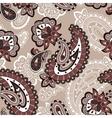 Turkish cucumber seamless pattern monochrome style vector