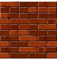 Brick wall background texture pattern vector