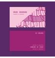 Pink ruffle fabric stripes horizontal corner frame vector