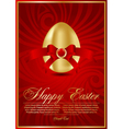 Easter eggs illustration vector