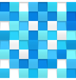 Abstract square mosaic vector