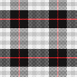 Seamless pattern scottish tartan 2 vector