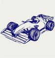 Formula 1 race vector