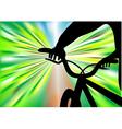 Bicycle ride vector
