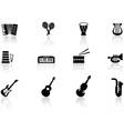 Musical instrument vector