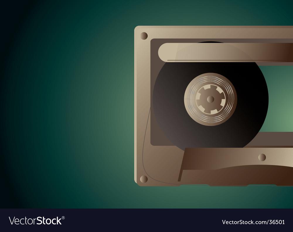 Tape half vector | Price: 1 Credit (USD $1)
