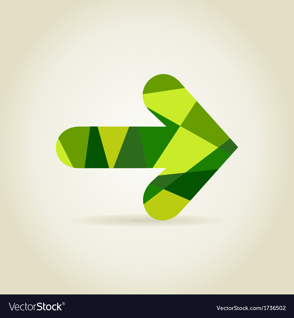 Abstraction arrow vector | Price: 1 Credit (USD $1)