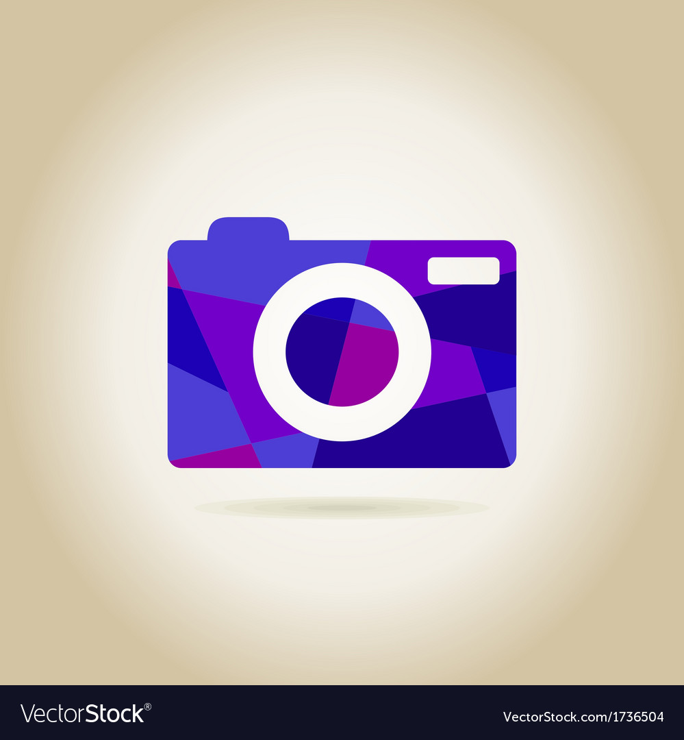 Abstraction the camera vector | Price: 1 Credit (USD $1)