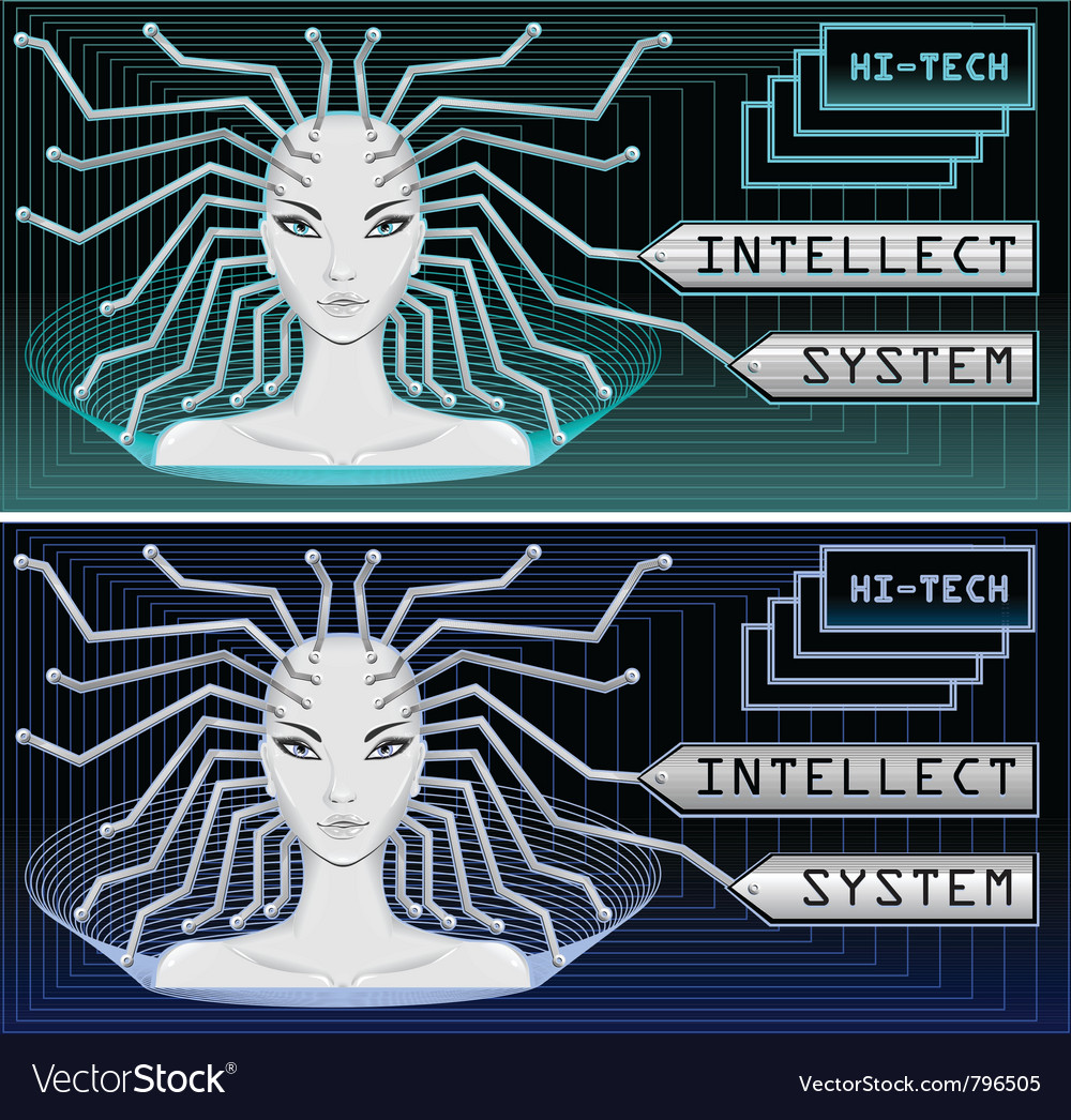Hi tech technology vector | Price: 1 Credit (USD $1)