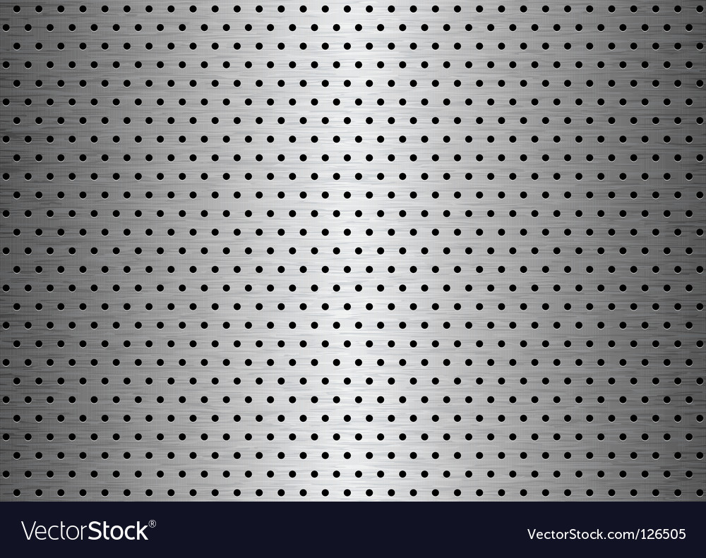 Sheet metal background vector | Price: 1 Credit (USD $1)