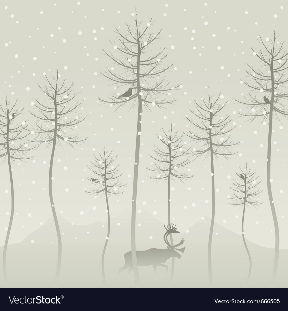 Snow vector | Price: 1 Credit (USD $1)