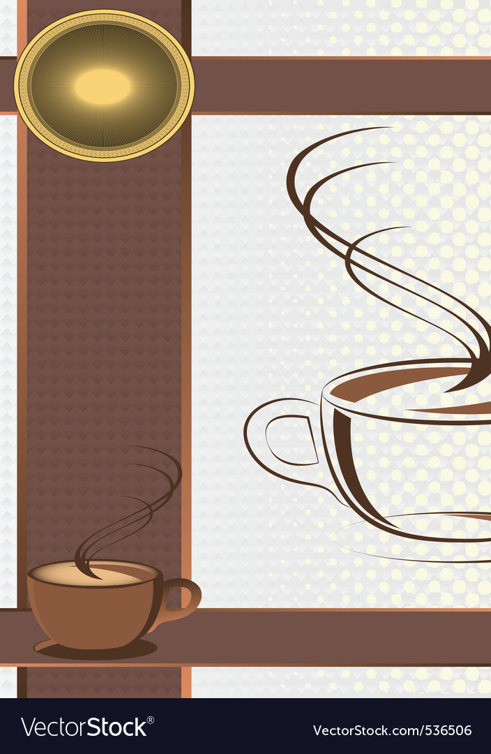Coffee shop menu vector | Price: 1 Credit (USD $1)