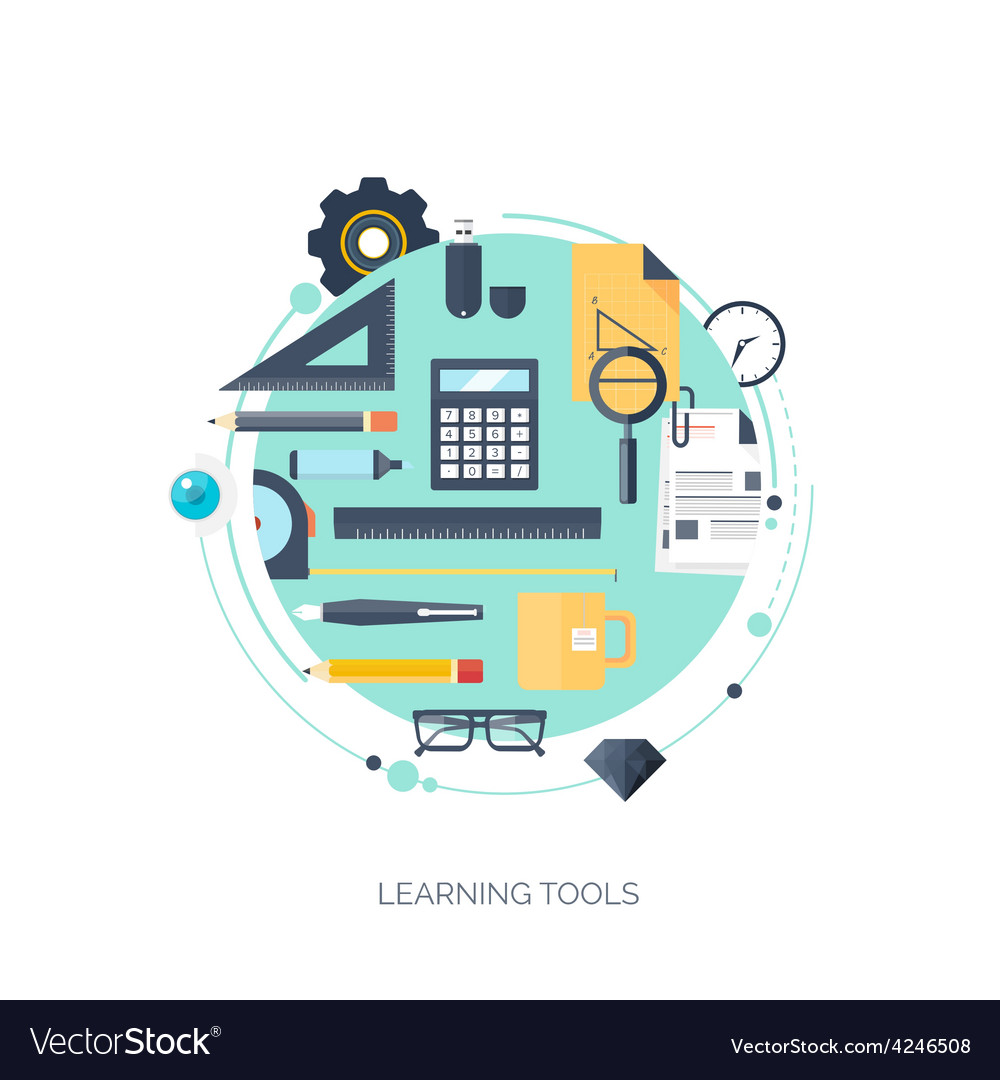 Flat  study and learning vector   Price: 1 Credit (USD $1)