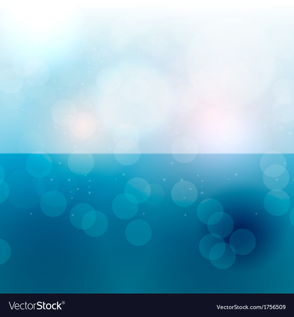 Abstract natural light background vector   Price: 1 Credit (USD $1)