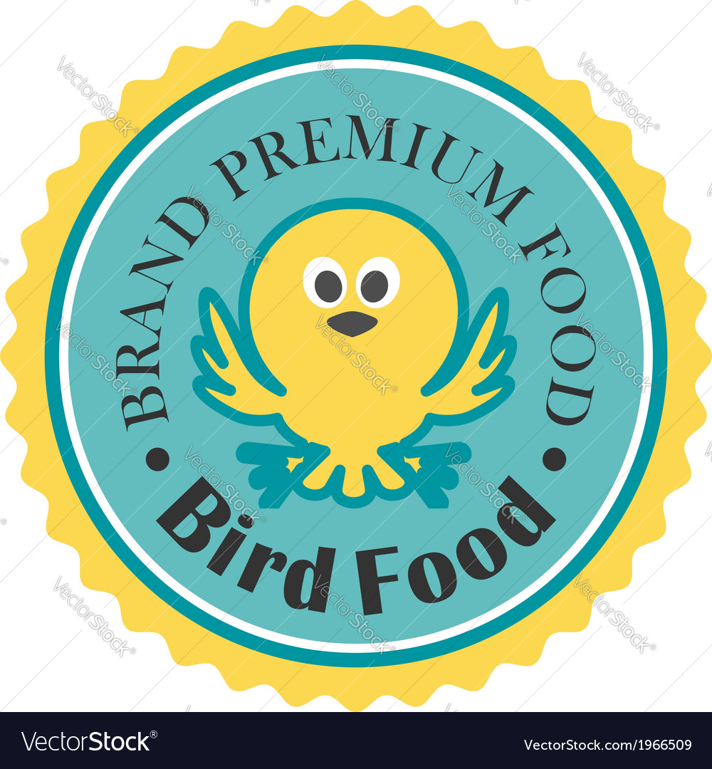 Premium bird food icon vector | Price: 1 Credit (USD $1)