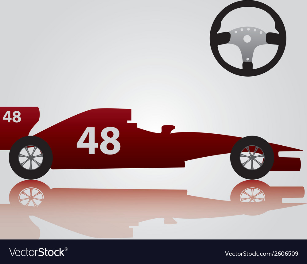 Red formula eps10 vector | Price: 1 Credit (USD $1)