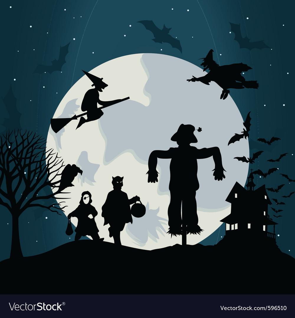 Holiday halloween vector | Price: 1 Credit (USD $1)