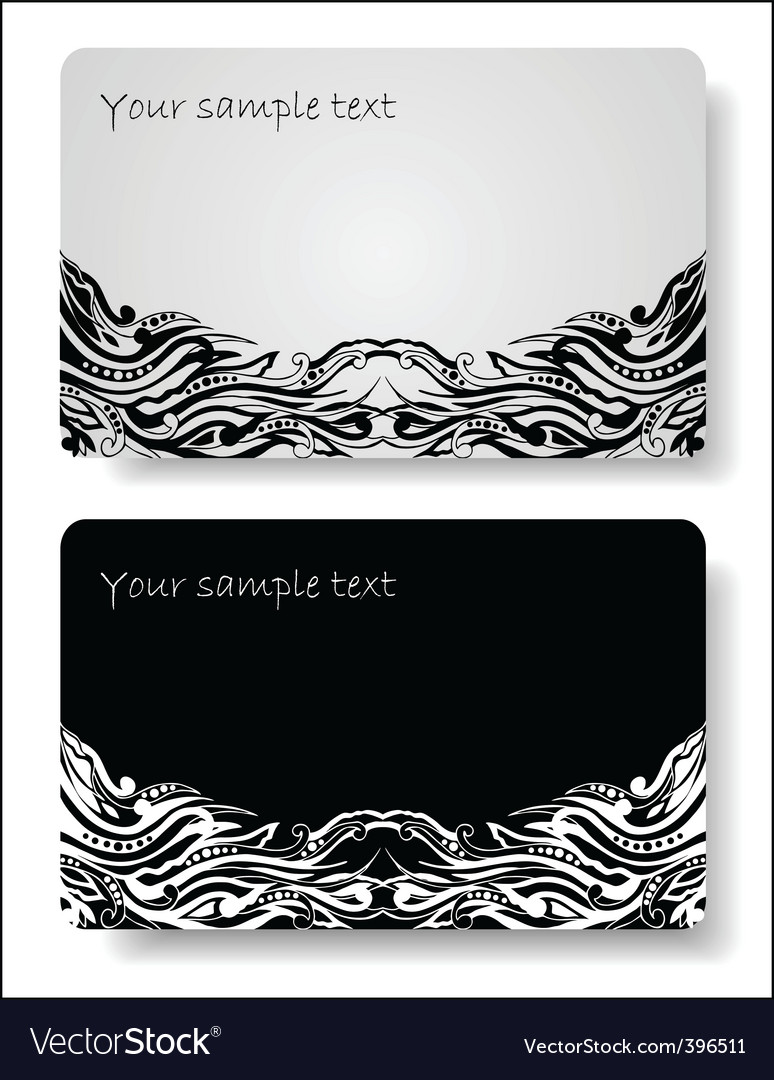 Business cards templates vector | Price: 1 Credit (USD $1)