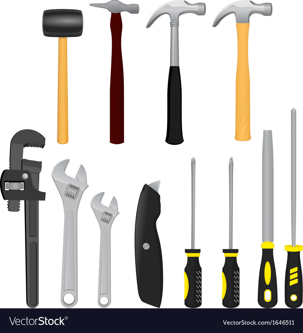 Workshoptools vector | Price: 1 Credit (USD $1)