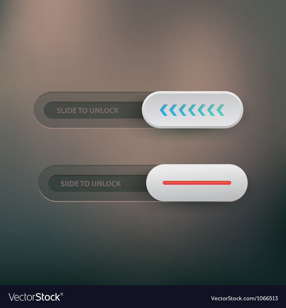 Sliders vector | Price: 1 Credit (USD $1)